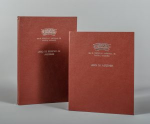 Libro de Registro de Acciones | Libro de Acciones